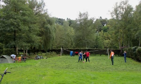 speelveld camping Les Murets